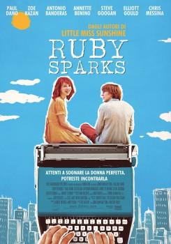 Capa do Filme Ruby Sparks: A Namorada Perfeita