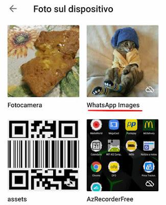 Come scaricare foto da whatsapp al computer