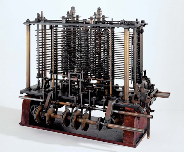 Analytical Engine | 1834