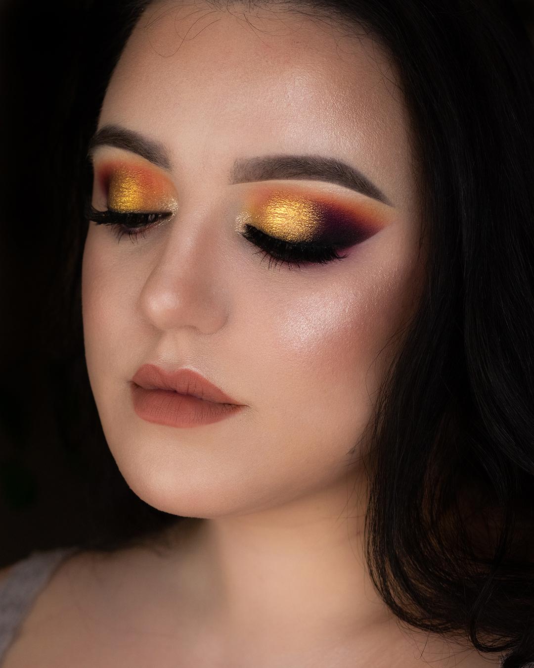 Jesienny makijaż krok po kroku i test nowości z eZebra