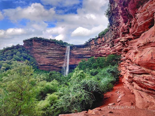 rajasthan waterfalls