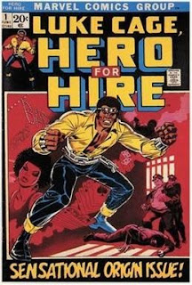 Luke Cage comic book