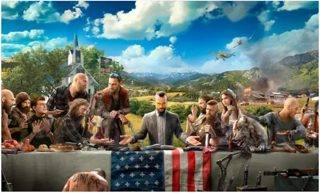 Far Cry 6 game release is expected in March 2021 on PS5 and Xbox Series X