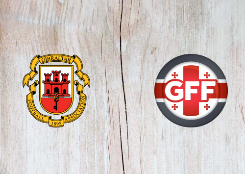 Gibraltar vs Georgia -Highlights 15 October 2019