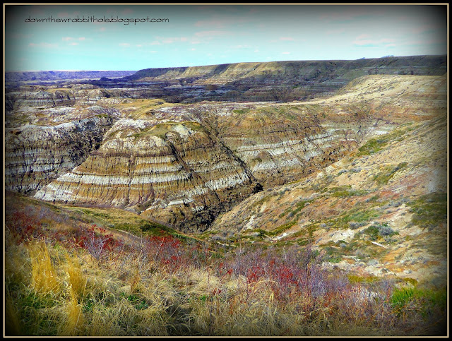 Drumheller Alberta, Amazing Race Canada, Horse Thief Canyon