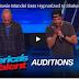 Chris Jones: Howie Mandel Gets Hypnotized to Shake Hands - America's Got Talent 2015
