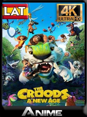 Los Croods 2: Una Nueva Era (2020) Latino4K [2160p] AMZN WEB-DL [GoogleDrive] RijoHD