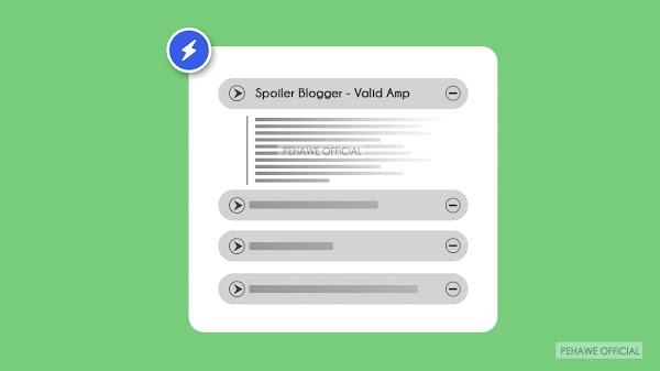 Cara Mudah Membuat Spoiler Keren Di Blog Valid AMP