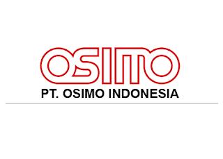 Lowongan Kerja untuk SMA/SMK PT Osimo Indonesia Karawang
