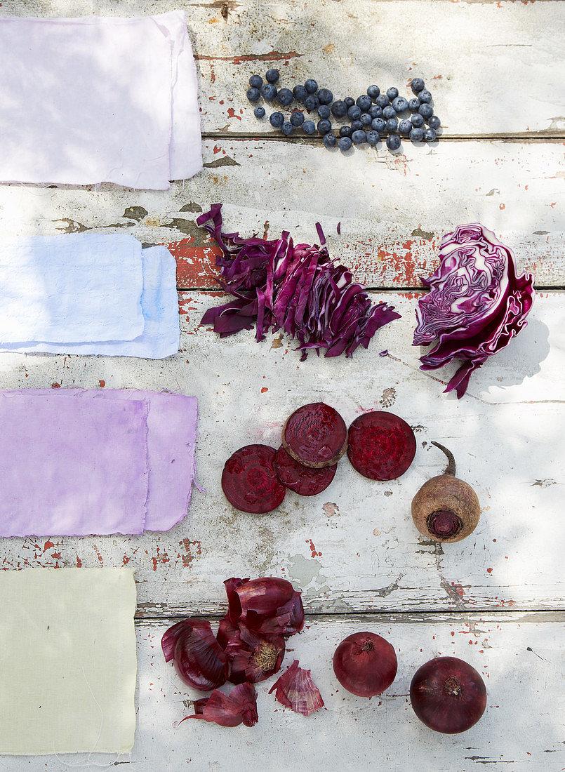 Cómo teñir telas con tintes naturales ¡Tintes 100% ecológicos!_9