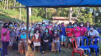 Ibu-Ibu di Suka Rt, Karassik Siap Menangkan Theo-Zadrak