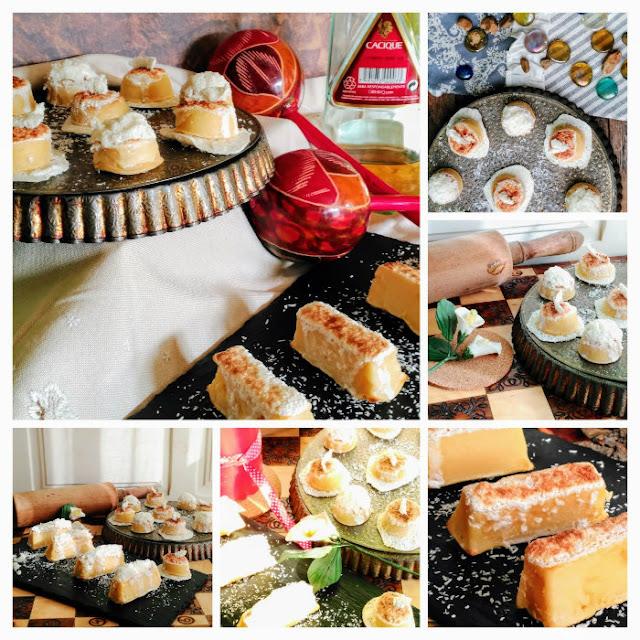 atrapamaridos, engordamaridos, coconut-mini-cakes