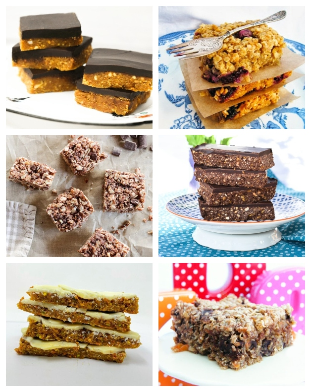 Vegan Sweet Snack Bars