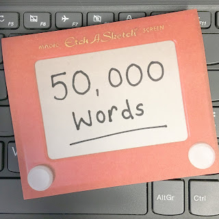 Nano - 50,000 words
