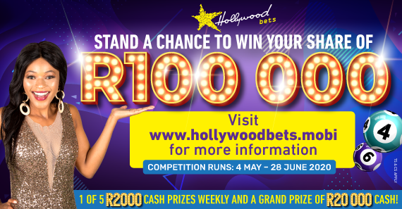 Lucky Numbers Promotion: Stand a Chance to Win a Share of R100 000