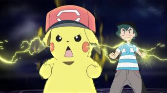 Pokémon Sol y Luna Ultra Aventuras Capitulo 11 Temporada 21 Diez millones de razones para luchar