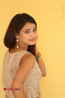 Tollywood Upcoming Actress Arthi Stills in Black Skirt at Plus 1 Movie Trailer Launch  0034.JPG