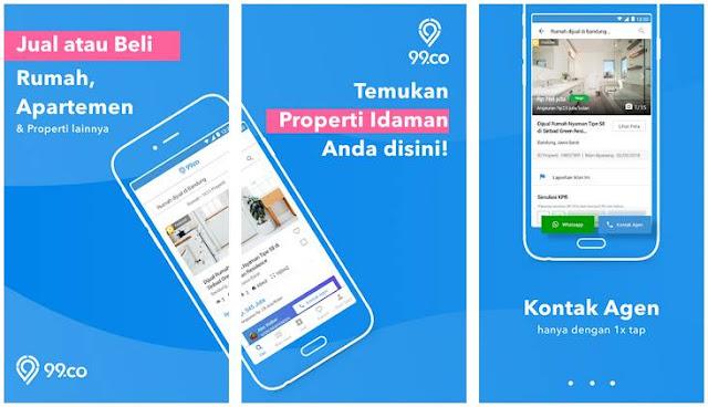 Aplikasi Cari Kost atau Kontrakan, Cari Kost dari Rumah