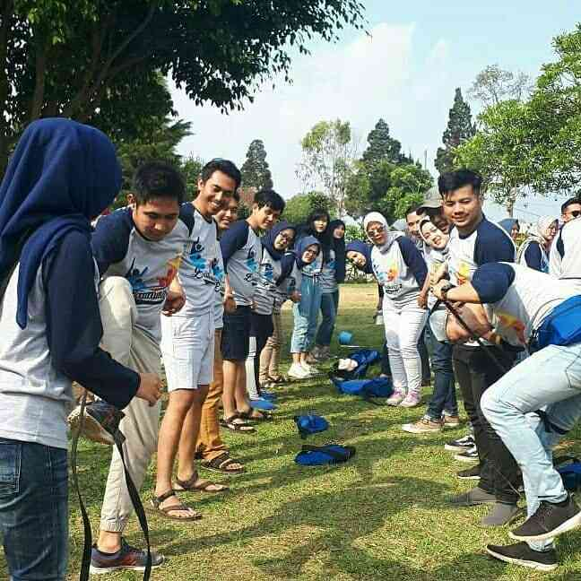 Outing di Lembang Bandung Gravity