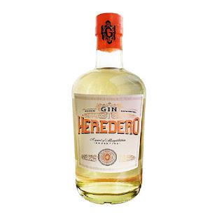 Gin Heredero Solo Destilados