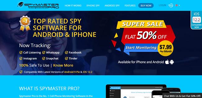 Spymaster Pro Software