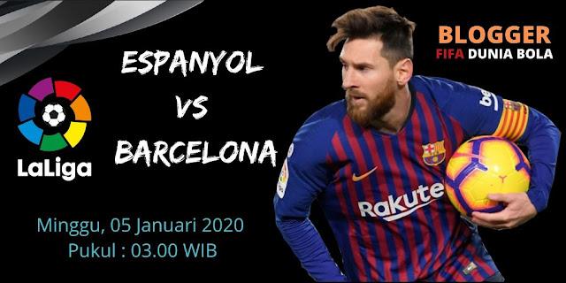 prediksi skor espanyol vs barcelona
