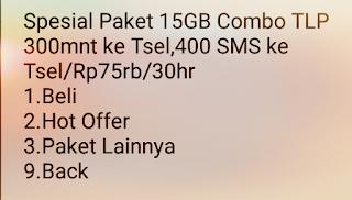 paket spesial combo 15 gb