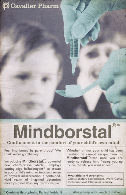 """Mindborstal"" Psychological Detention Drug"