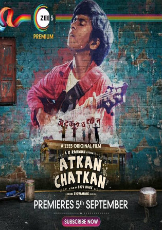 Atkan Chatkan 2020 WEB-DL 300MB Hindi 480p