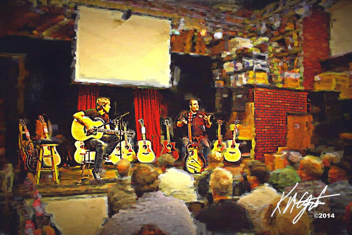 Gatzkart taylor guitars three hdr lomo chalk picasa for Motor city guitar waterford