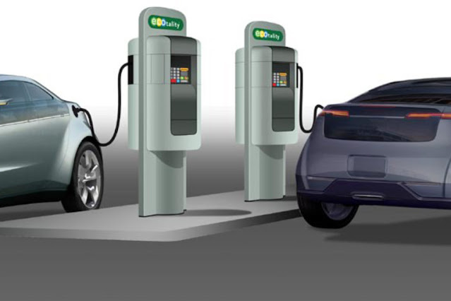 Safety Measures for Electric  Vehicle Charging