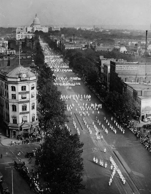 KKK Washington Yürüyüşü