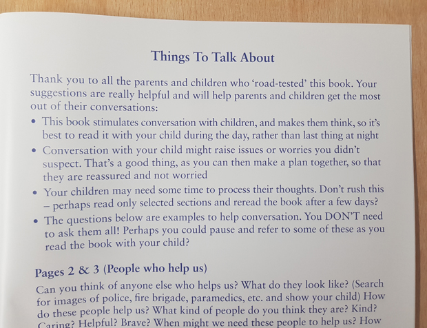 Notes on how to have difficult conversations