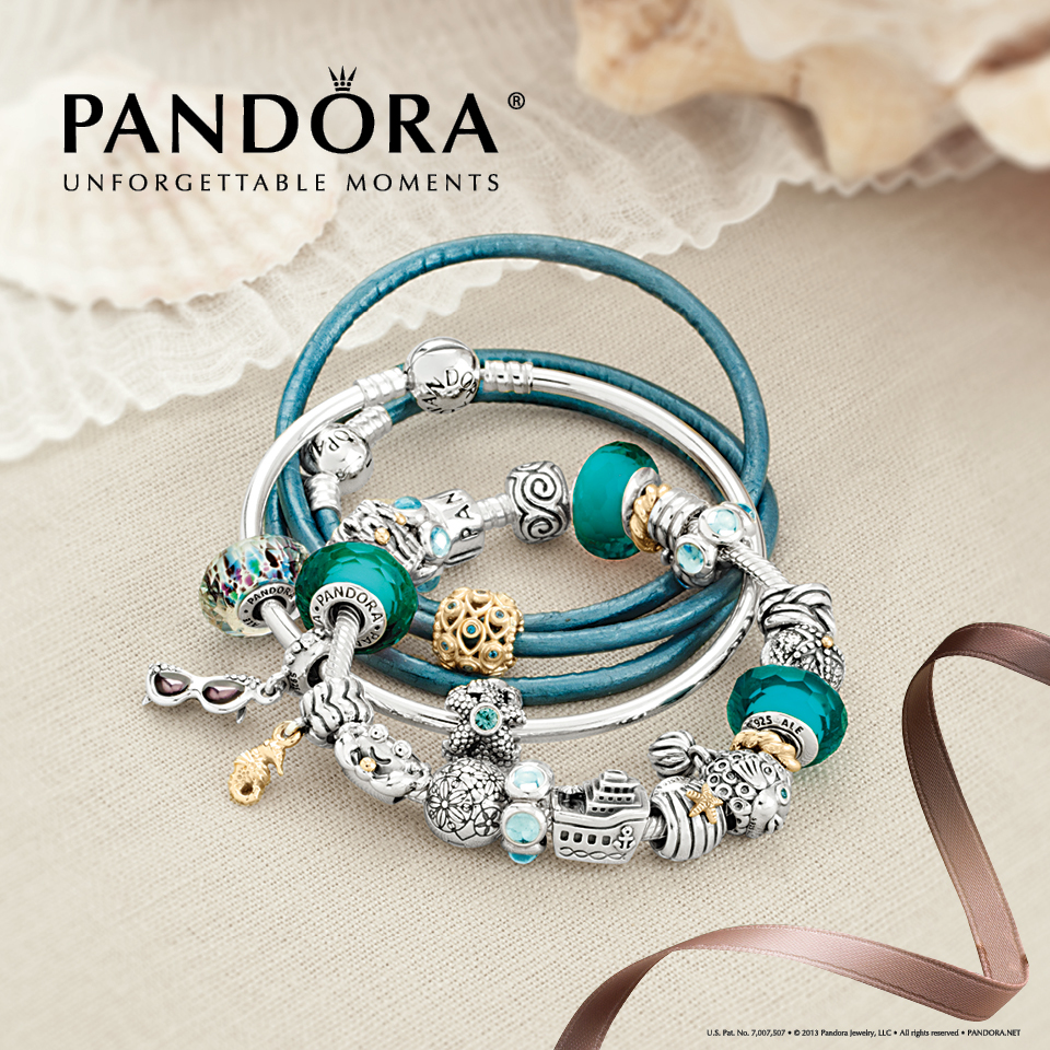 Charm Bracelets And Charms: Carroll's Jewelers: New Summer 2013 Pandora Beads