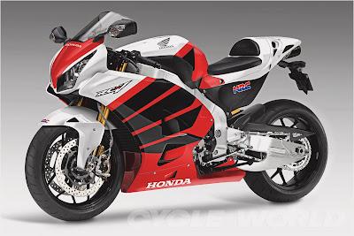Honda Cbr1000rr Fireblade Specs