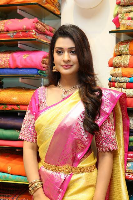 Actress Payal Rajput Latest Cute Pics In Saree Actress Trend