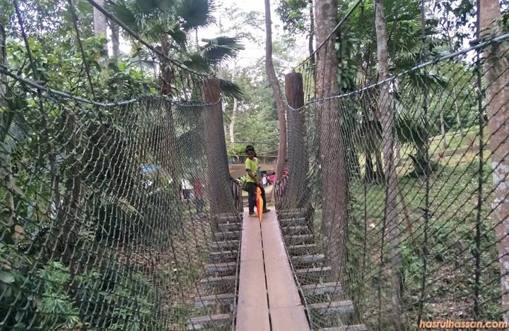 Berkunjung ke Taman Botani Negara Shah Alam