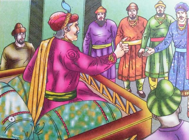 मूर्खो की फेहरिस्त |Akbar Birbal Kahani | Akbar Birbal Story