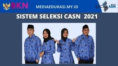 Pendaftaran CASN 2021