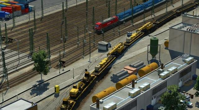 Transport Fever 2 Torrent Gameplay Screenshots