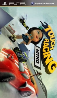 Download Touch Racing Nitro PSP PPSSPP