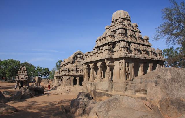 8-Mahabalipuram-Tamil-Nadu