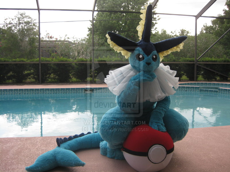 Vaporeon Cosplay Ears Picture Credit