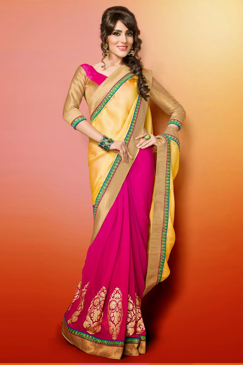 South India Fashion is popular on showcasing you with the latest Blouse Designs and focuses more on wearable South Indian trends and outfits like sarees, half sarees, blouses and wedding ensembles by leading Indian fashion designers and boutiques. Blouse design trends are always interesting.