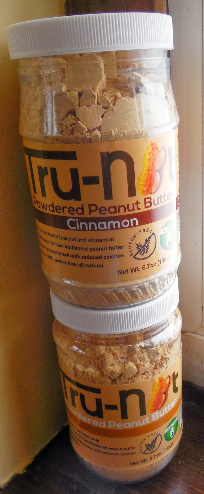 Tru-nut Powdered Peanut Butter