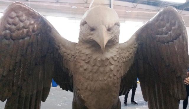 Portela -  a visita guiada que vai te levar aos seus bastidores, e que tal conhecer a famosa águia?