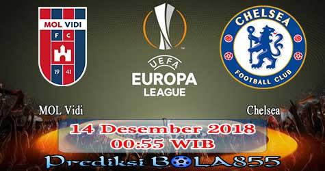 Prediksi Bola855 MOL Vidi vs Chelsea 14 Desember 2018