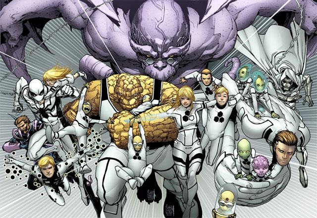 anggota future foundation marvel