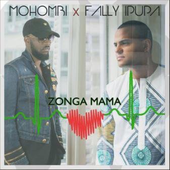 Mohombi Ft. Fally Ipupa - Zonga Mama