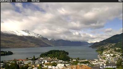 Nova Zelandia ao vivo